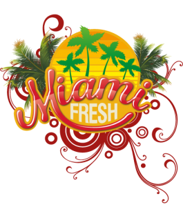 miami fresh car air fresheners