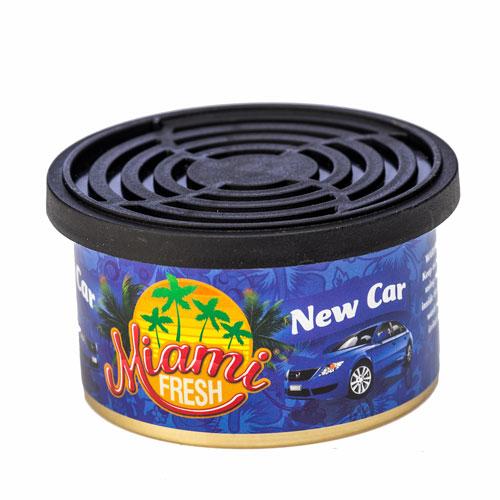 Miami Fresh New Car Can